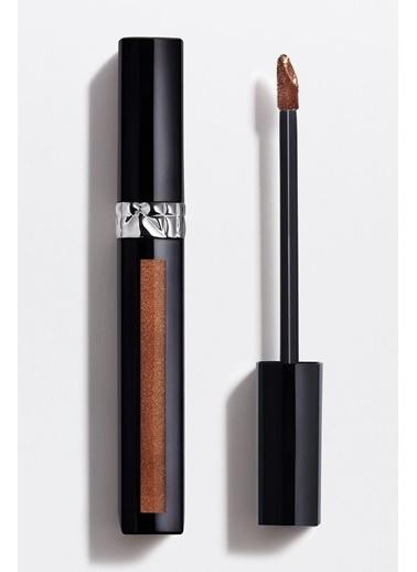 Dior Dior Rouge Liquid 515 Scandalous Metal Ruj Kahve